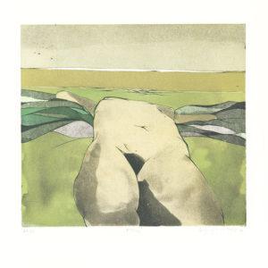 BUCHHOLZ Wolff - Composition figurative 3
